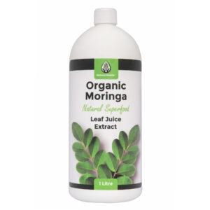 1 Litre Moringa Leaf Juice Extract