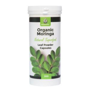 300 Moringa Leaf Capsules